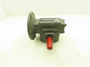 Winsmith 917mwn Maximizer Speed Reducer Gearbox 60 1 R 31hp 1 Dual Output 56c