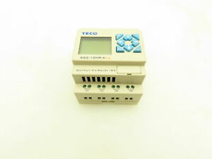 Teco Sg2 10hr a Programmable Relay 100 240vac 6 Ac Input X 4 Relay Output