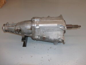 1969 Chevy Chevelle Ss M20 Wide Ratio Muncie 4 Speed Transmission Core 3925660
