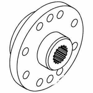Pto Drive Hub Compatible With White 4 150 2 180 4 210 4 180 Oliver 2255