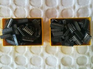 Lot Of 191 Assorted Integrated Circuits Working Condition See List Below