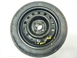 2000 2011 Ford Focus Compact Space Saver Spare Tire 15x4 T125 80d15 Oem 98bg Ea