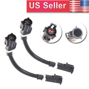 Brand New 2x For Ford Mustang O2 Sensor Harness Signal Simulator Gt 4 6 5 0l