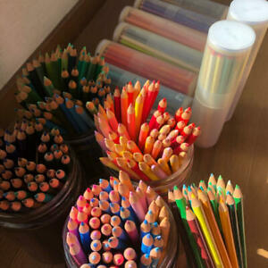Felissimo 500 Color Pencils 499 Pieces Set Without 1 Piece From Japan Used