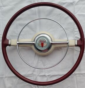 1946 1948 Ford Steering Wheel And Horn Ring