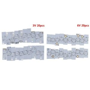 Replacement Smd Lamp Beads Components Modules Useful Reliable Practical