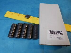 50 Round Magnets Ceramic Disc Solid Ferrite Strong Craft Refrigerator Industrial