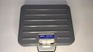 Pelouze P100s Heavy Duty Utility Shipping Mechanical Scale Briefcase 100lb Max