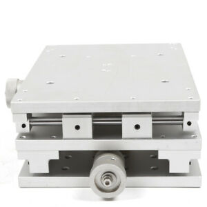 Laser Marking Machine Workbench Worktable Xy Axis Positioning Moving Work Table