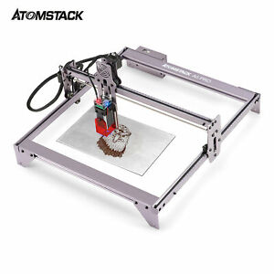 Atomstack A5 Pro 40w Fixed focus Laser Engraver Engraving Cutting Machine K2g4