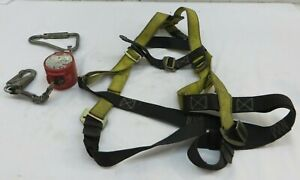 Guardian Fall Protection 01700 qc Harness S l Miller Minilite Fall Limiter