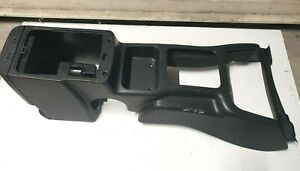 1999 2004 Jeep Grand Cherokee Center Console Main Frame Assembly Oem Black