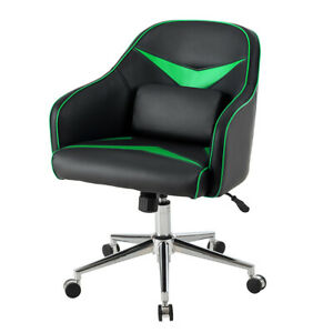 Office Chair Adjustable Height With Massage Lumbar Support