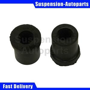 Fits M5 Studebaker 1x Moog Chassis Products Front Fixed End Leaf Spring Bushing