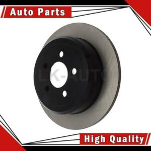 Centric Parts Rear 1 Of Disc Brake Rotors For Jeep Liberty 2008 2012