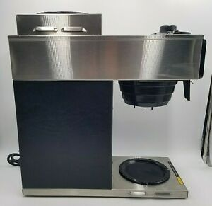 Bunn Vp17 2 12 Cup Pourover Commercial Coffee Brewer Tested Works