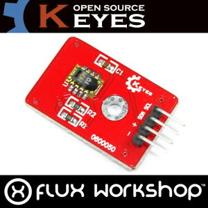 Keyes Temperature And Humidity Sensor Module Ky 139 Sht10 Arduino Flux Workshop
