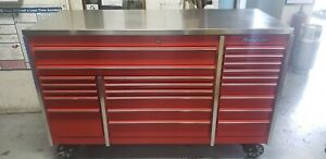 Snap On Tool Chest With Tools