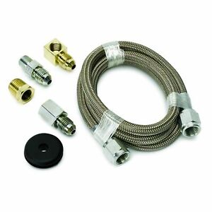 Autometer 3227 Braided Stainless Steel Hose