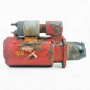 Used Starter Delco Style Dd 3933 Compatible With International 2756 756 706