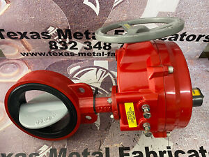 Bray Electric Actuator Ser 70 Tag 11 W 6 Butterfly Valve 70 0121 113d0 536 k