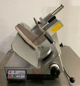 Bizerba Se12d Fully Automatic Deli Meat Cheese Slicer Works Great
