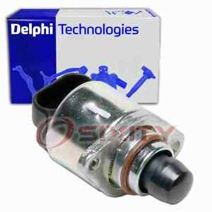 Delphi Fuel Injection Idle Air Control Valve For 2002 Chevrolet Avalanche Ay