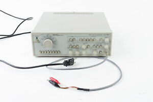 Leader 2 mhz Sweep Function Generator Frequency Lg 1301