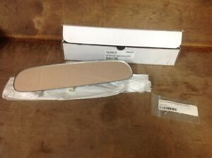 New 1966 Mustang Inside Rear View Mirror Day Night Screws For Bracket