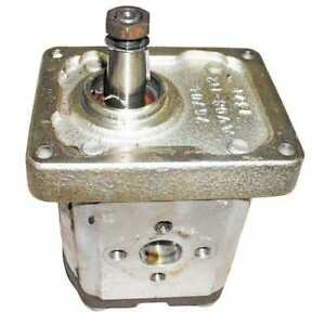 Used Hydraulic Pump Compatible With New Holland Tl80 Tl100 Tl90 5635 Case Ih