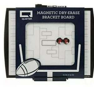 Magnetic Dry Erase Board playoff Brackets
