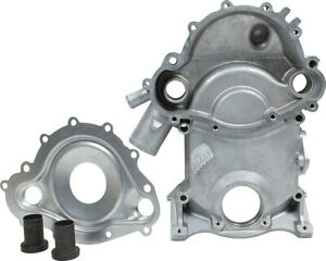 Allstar Performance Timing Cover Pontiac V8 With Timing Marks 90019