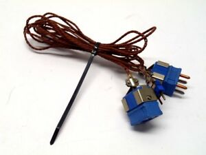 Omega Dtc u m rohs 4 prong Dual Circuit Standard Size Thermocouple Connectors