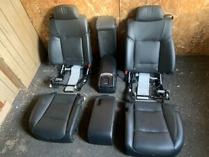 Bmw F01 F02 Electric Rear Seats Heated Ac Cooled Recliner Back Seat Set Complete
