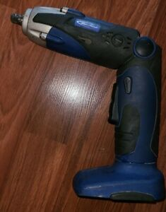 Blue Point Tools 14 4v Cordless 3 8 Folding Impact Wrench Etb14425 Works Read