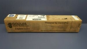Goulds 5gs05r 4 Submersible Water Well Pump End 1 2hp Req 5 gpm