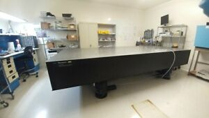 Newport Optical Table 5 x12 With Pneumatic Legs