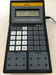 Hathaway Beta 130 Dc frequency Calibrator