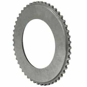 Pto Clutch End Plate 295 Thick Compatible With New Holland T6030 Case Ih