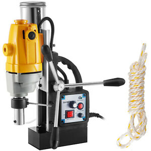 Vevor 1100w Magnetic Drill No load Speed Electromagnetic Core Drill Press 550rpm