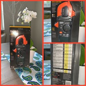 klein Tools Cl220 400a Ac Auto ranging Digital Clamp Meter brand New