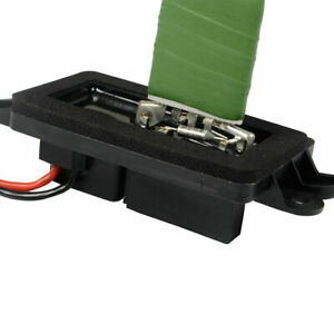 Blower Motor Resistor Fit For Variety Of Chevrolet Cadillac Escalade Many Models