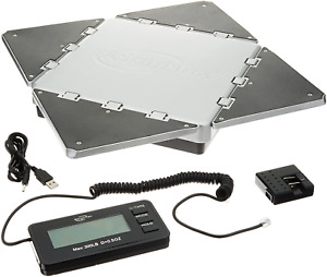No1 Best Scale weighmax Transformer Digital Metal built Shipping Postal Scale