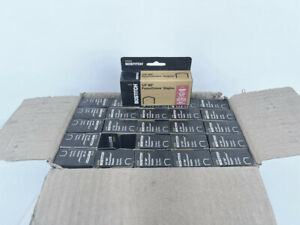 Lot Of 25 New Boxes Stanley bostitch B8 Staples 1 4 5000 Per Box 125k Total Nos