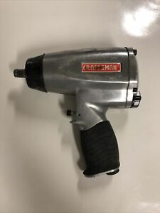 Craftsman 875 199820 1 2 Drive Air Impact Wrench 340 Ft Lbs Untested