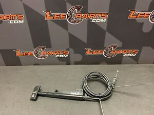2013 Ford Mustang Gt Oem Hood Latch W Release Cable