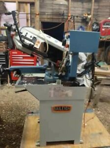 Baileigh Bs 210m Horizontal Mitering Bandsaw