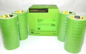3 4 High Performance Green Masking Tape Case Of 48 Rolls Automotive q1 Hpg118