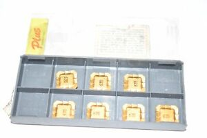 Pack Of 7 New Iscar Sekr 42 Afr hs Ic635 Indexable Carbide Inserts