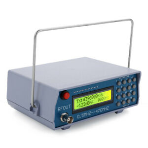 Rf Signal Generator Meter Tester 0 5mhz 470mhz Singal Output For Fm D5b6